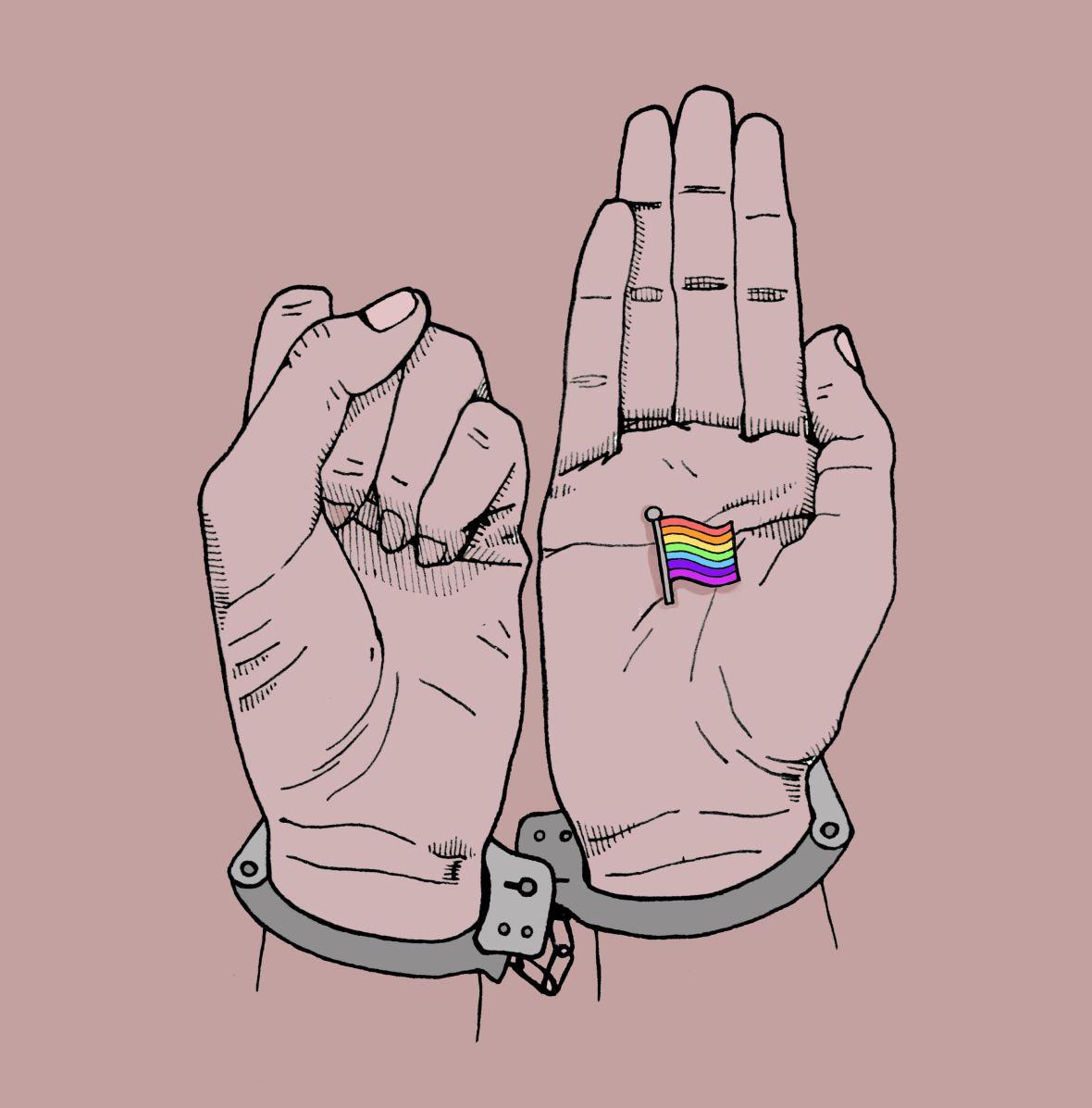Kate Dickinson LGBT + Howard League