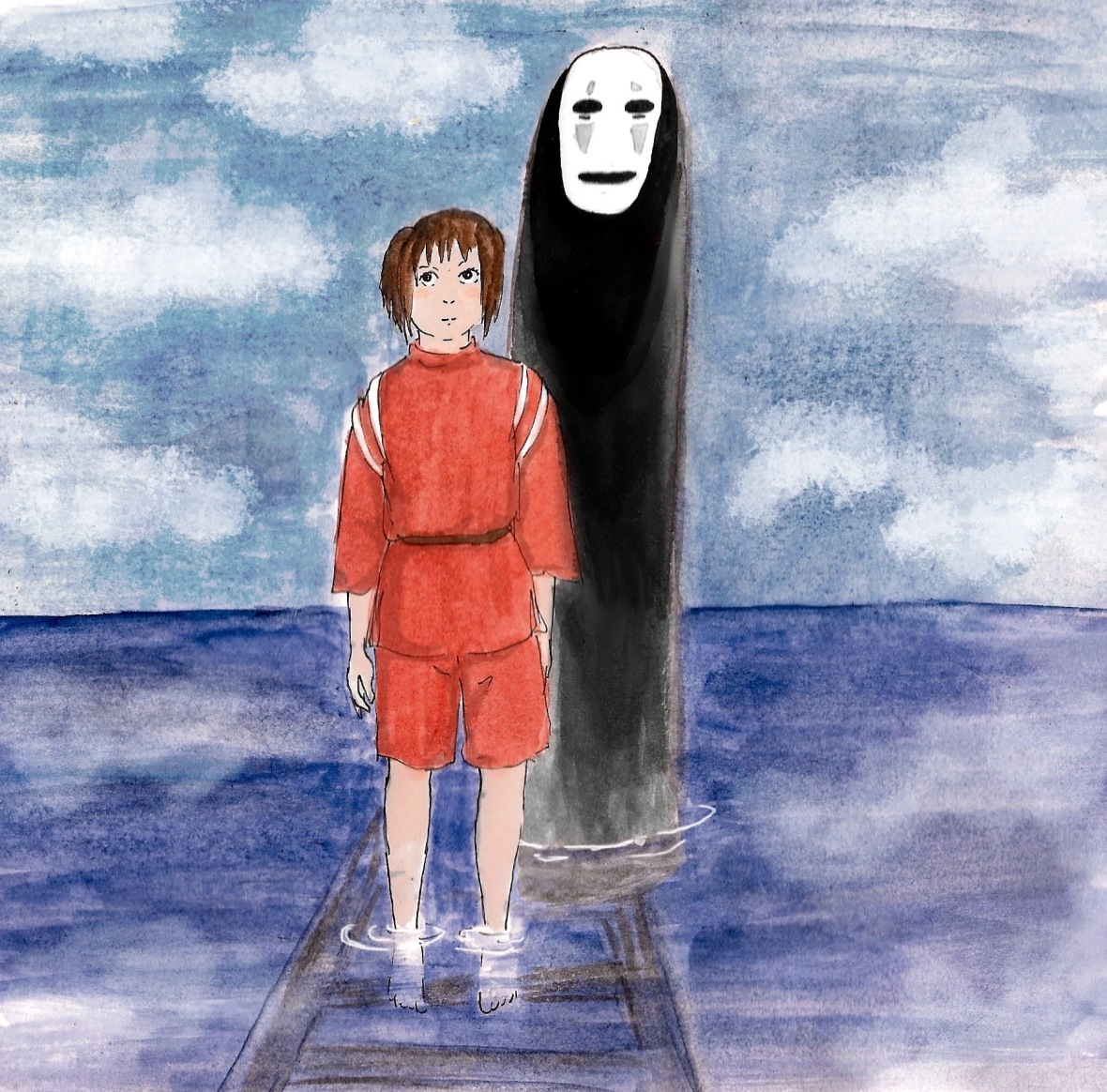 Billie Gavurin studio ghibli article