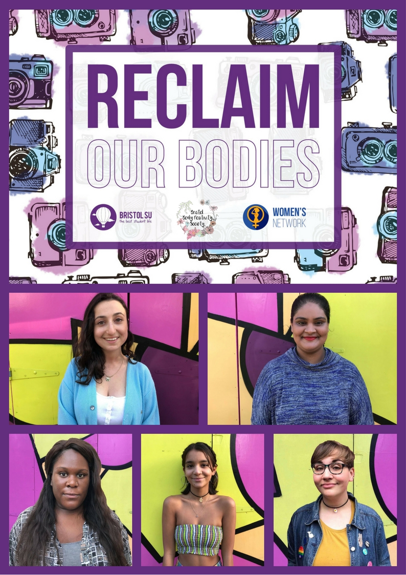 Reclaim our Bodies Front Page