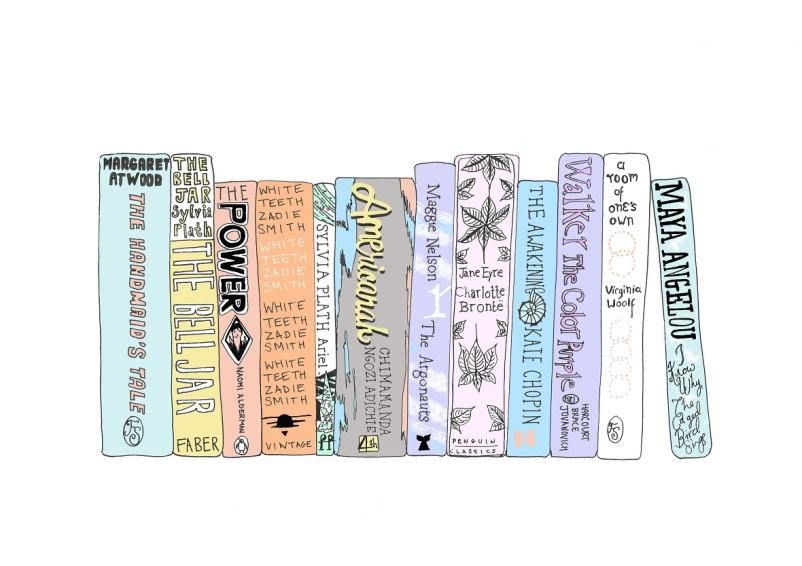 Emily's Bookshelf