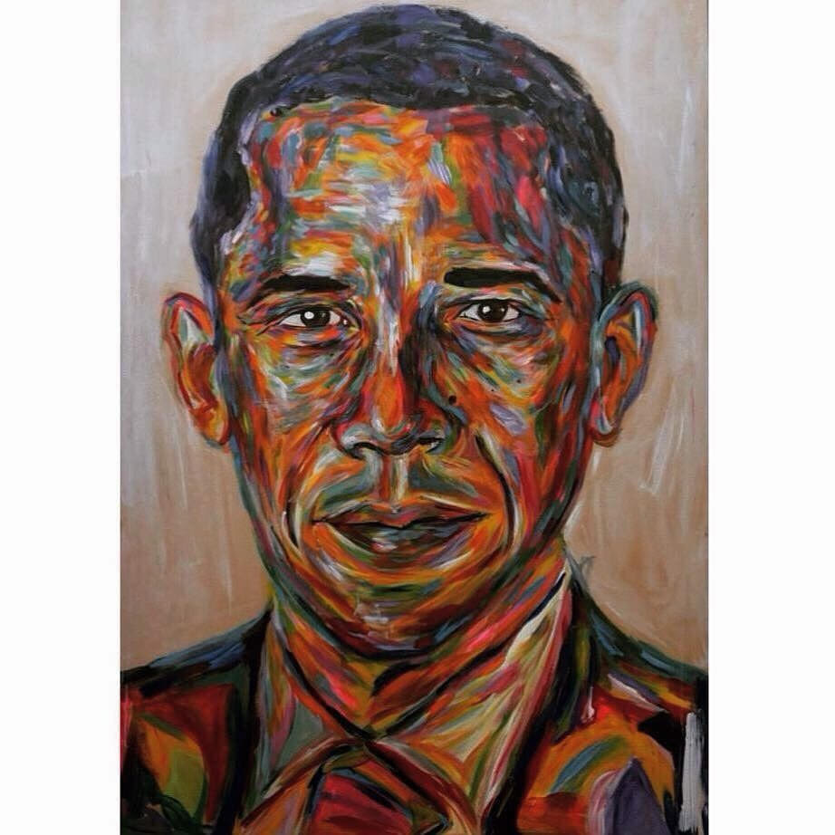 layla andrews obama