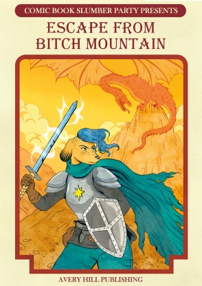 Escape From Bitch Mountain cover