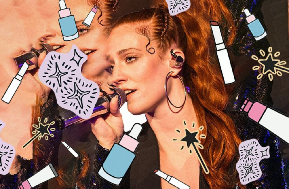 Jess Glynne Illustration